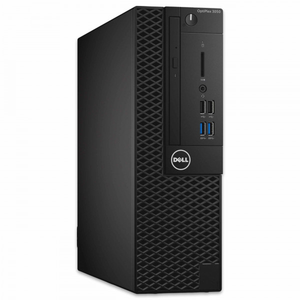 Dell OptiPlex 3050 SFF - Core i7-7700 @ 3,6 GHz - 16GB RAM - 512GB SSD - DVD-RW - Win10Pro