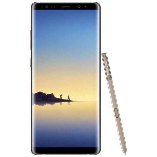 Samsung Galaxy Note 8 - 64GB - Maple Gold - DUOS