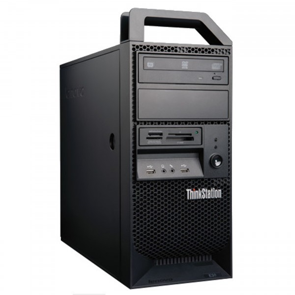 Lenovo ThinkStation E30 - Xeon E31240 @ 3,3 GHz - 16GB RAM - 160GB SSD - Nvidia Quadro 2000 - Win10Pro