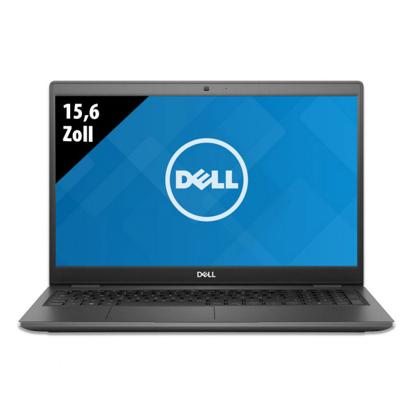 Dell Latitude 3510 - 15,6 Zoll - Core i5-10210U @ 1,6 GHz - 8GB RAM - 250GB SSD - FHD (1920x1080) - Webcam - Win10Pro