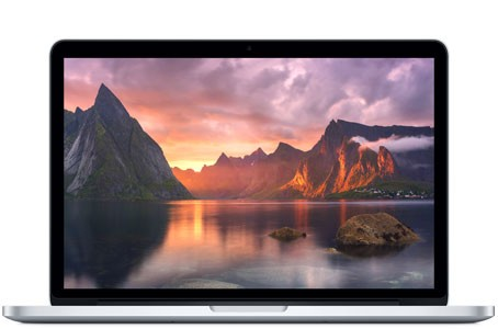Apple MacBook Pro A1278 - 13,3 Zoll - Core i5-3210M @ 2,5 GHz - 4GB RAM - 500GB HDD - WXGA (1280x800) - macOS Mojave - Englische Tastatur