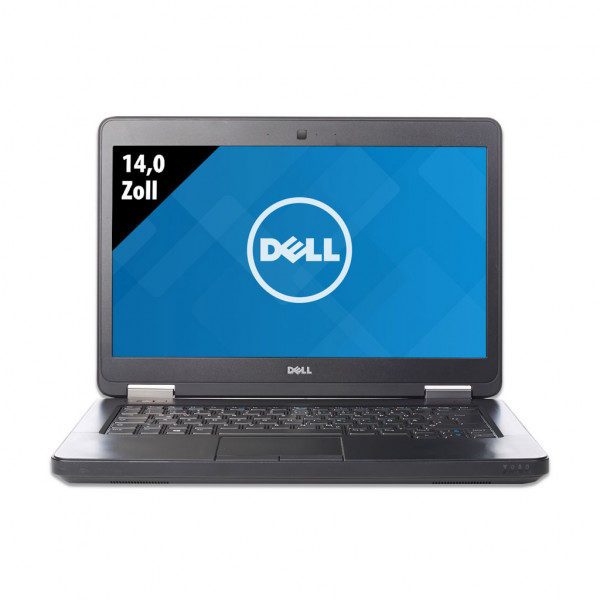 Dell Latitude E5440 - 14,0 Zoll - Core i5-4310U @ 1,9 GHz - 4GB RAM - 128GB SSD - DVD-RW - WXGA (1366x768) - Webcam - Win10Home A