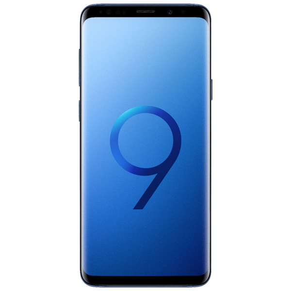 Samsung Galaxy S9+ - 64GB - Coral Blue - DUOS
