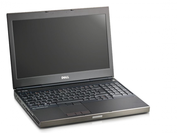 Dell M4800 - 15,6 Zoll - Core i7-4810QM @ 2,8 GHz - 8GB RAM - 256GB SSD - DVD-RW - FHD (1920x1080) - Win10Home