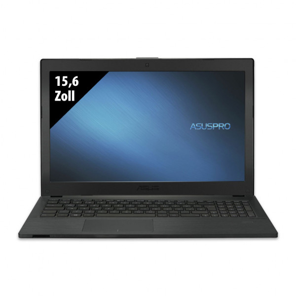 Asus ASUSPRO P2530UA - 15,6 Zoll - Core i5-6200U @ 2,3 GHz - 8GB RAM - 500GB HDD - WXGA (1366x768) - Webcam - Win10Pro A