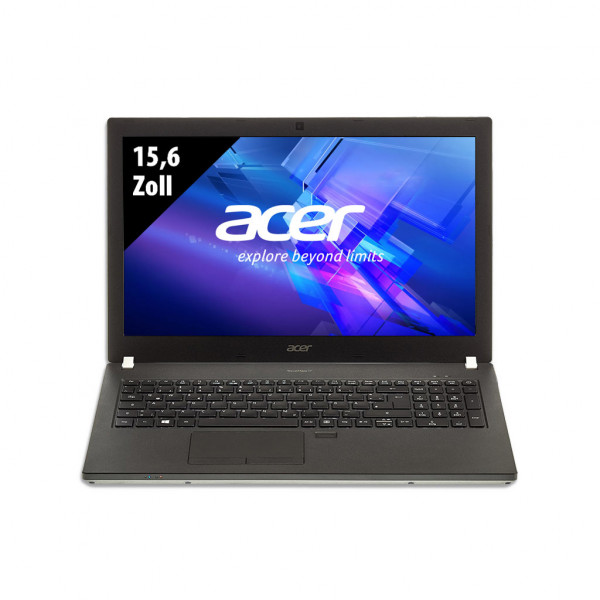 Acer TravelMate P459 - 15,6 Zoll - Core i7-7500U @ 2,7 GHz - 16GB RAM - 512GB SSD - FHD (1920x1080) - Webcam - Win10Home A
