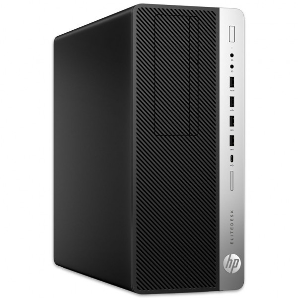 HP EliteDesk 800 G5 TWR - Core i5-9500 @ 3,0 GHz - 16GB RAM - 512GB SSD - Win10Pro