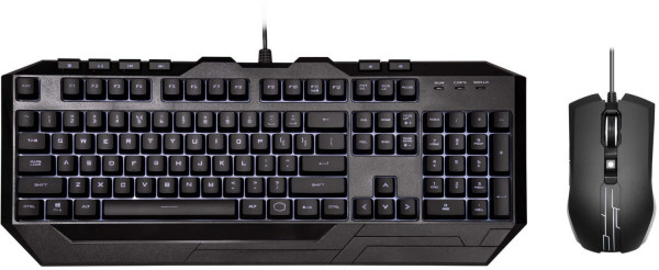 Cooler Master - Devastator 3 Plus - Gaming Tastatur und Maus Set