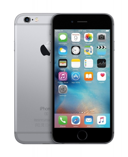 Apple iPhone 6s - 32GB - spacegrau