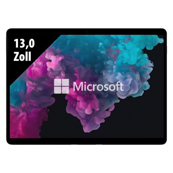 Microsoft Surface Pro X (2019) - 13,0 Zoll - SQ1 - 8GB RAM - 128GB SSD - (2880x1920) - Touch - Webcam - Win10Home