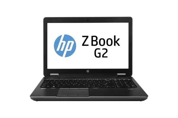 HP ZBook 15 G2 - Intel Core i7 - 4810MQ CPU @ 2,8 GHz - 16GB RAM - 500 GB HDD - Win10Pro